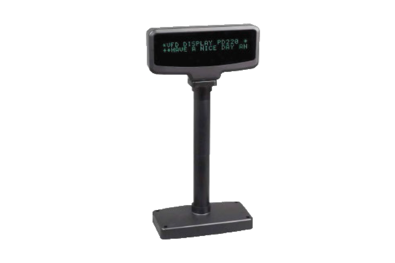 X-POS-Display-Pole-USB-Interface