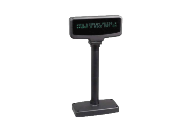 X-POS Display Pole USB Interface