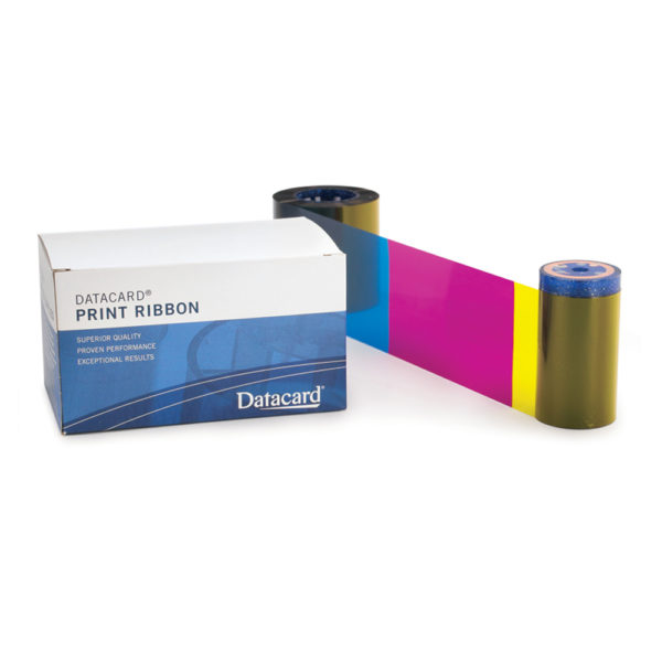 Datacard 534000-003 Color Ribbon, YMCKT